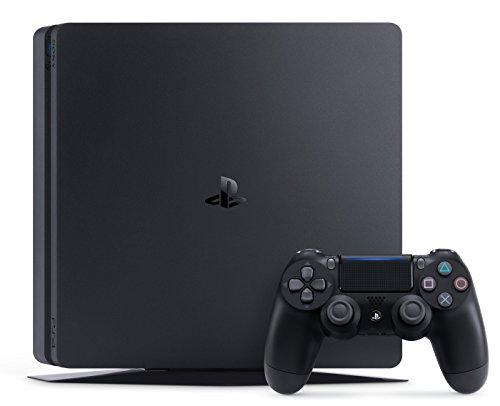 PlayStation 4 - Konsole (500GB, schwarz,slim)