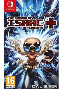 The Binding of Isaac Afterbirth+ (Nintendo Switch) für 22,50€ (Base.com)