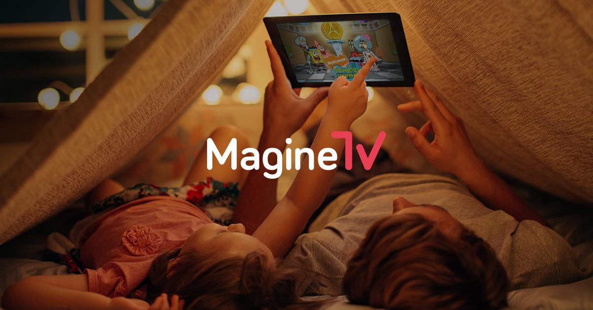 Magine TV zeigt Öffentlich-Rechtliche gratis in HD-Auflösung