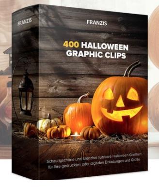 400 Halloween Grafiken kostenlos