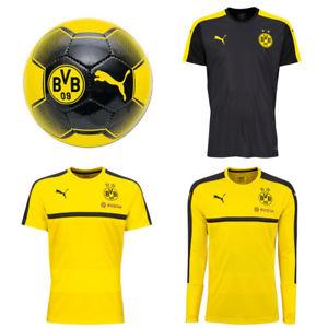 eBay WoW Angebot Puma BVB Borussia Dortmund Trainingsshirt T-Shirt Shirts Tanktop Stadionshirt