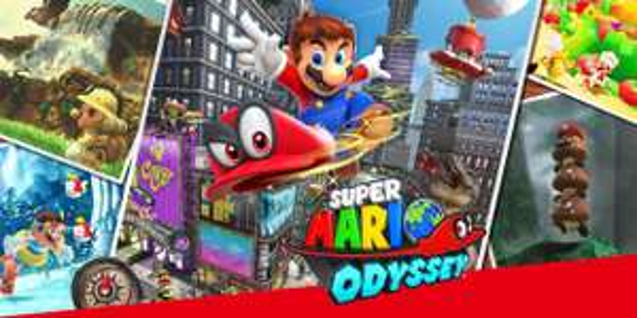 [eShop] Super Mario Odyssey für ~41,37 Euro im südafrikanischen eShop