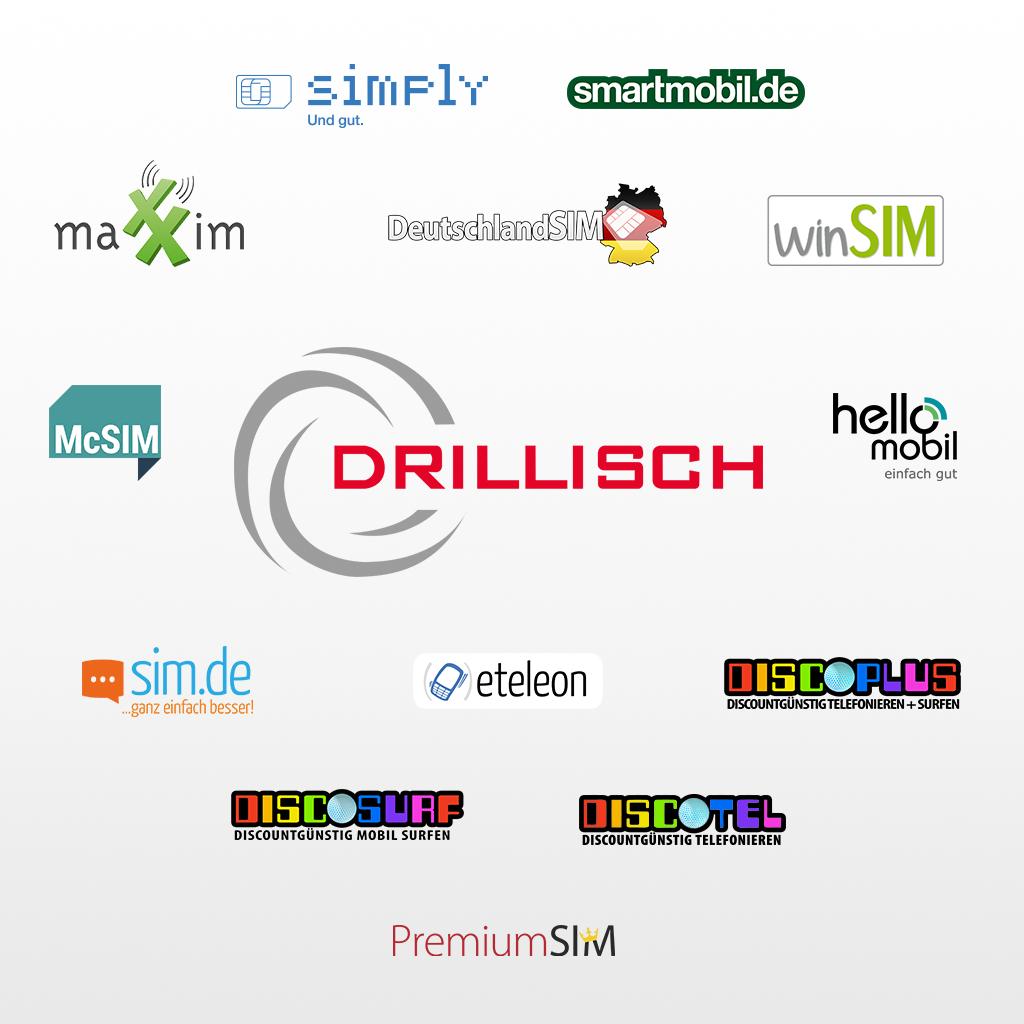 Gesamtübersicht günstigste o2 LTE SIM-only Angebote (Tarife ab 2,99 € / Monat und Allnet Flats mit bis zu 15 GB Datenvolumen)