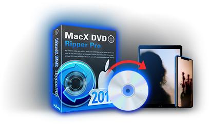 MacX DVD Ripper Pro - kostenlos