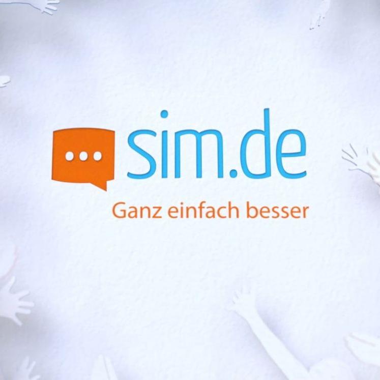 Sim.de o2-Netz 1 GB LTE + Allnet Flat für 5,99 € / Monat oder mit 6 GB LTE für 14,99 € / Monat