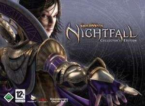 Guild Wars Nightfall Collector's Edition Neu