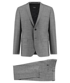 "S'Oliver Slim fit Anzug ""Cosimo"" Black Label Silber mel. 99,90 EUR / blau 129,90 (engelhorn.de)"