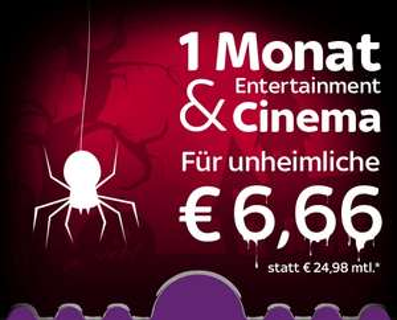 Sky Ticket - Entertainment + Cinema