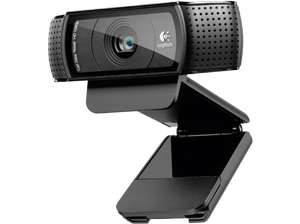Logitech C920 HD Pro Webcam USB für 49,99€ versandkostenfrei [Saturn Late Night Shopping]
