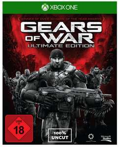 Gears of War: Ultimate Edition (Xbox One) für 8,42€ (Amazon.com)