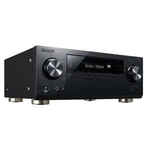 [eBay] Pioneer VSX-LX 302 7.2 AV-Receiver (170W/Kanal, HiRes, Dolby Atmos, DTS:X, Dolby Vision, 4K Ultra HD, 7x HDMI 2.0 In, 2x HDMI 2.0 Out, 1x Phono In, MCACC, HDR10, HDCP 2.2, WLAN, Bluetooth, Spotify Connect, FireConnect) in schwarz
