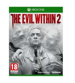 The Evil Within 2 (Xbox One & PS4) für je 40,11€ (Game UK + ShopTo)