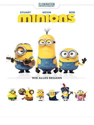 Minions (HD) zum Leihen für 1,98€ [Amazon Video]