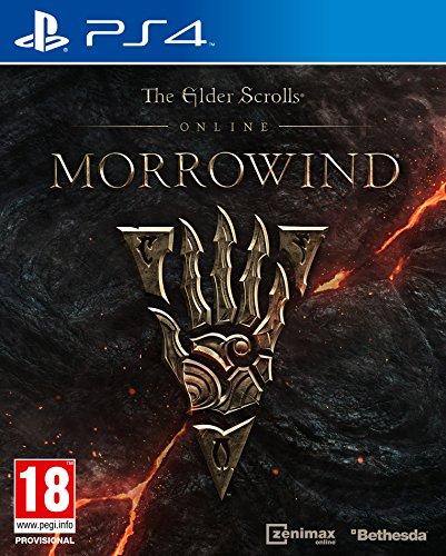 The Elder Scrolls Online: Morrowind (PS4) für 13,40€ (Amazon UK)