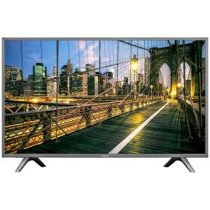"Hisense 55"" 4k UHD Smart TV (HDR, WLAN, Triple Tuner)"
