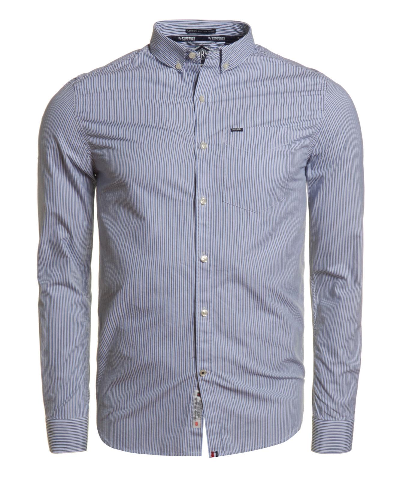 Superdry Hemden in vielen Ausführungen und Größen *UPDATE*