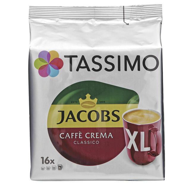 Tassimo Kapseln bei Rossmann für 3,32€