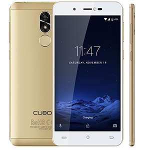 Tagesdeal - Cubot R9 (2017) Android 7.0 Nougat Dual Sim Smartphone - 76,49
