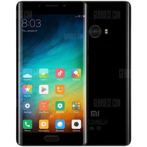 "[Gearbest] Xiaomi Mi Note 2 - 5.7"" OLED Smartphone - Snapdragon 821 - 4GB - 64GB (ohne Band 20)"