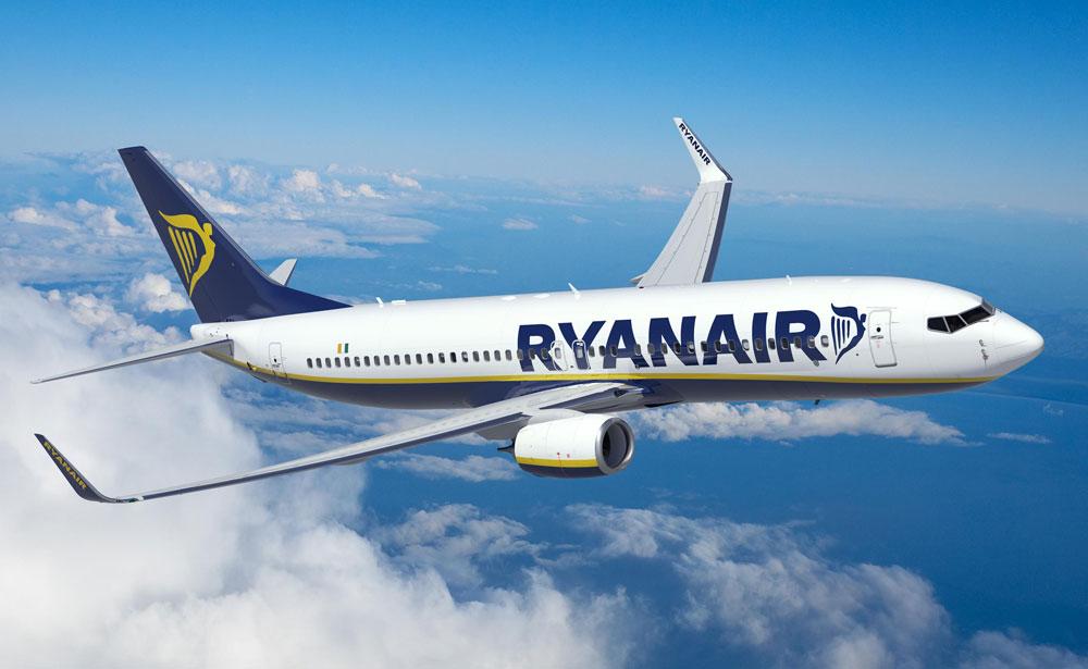Ryanair: Flüge von und nach FRAnkfurt International! für 5 Euro; u.a. London, Barcelona, Valencia, Porto & Madrid