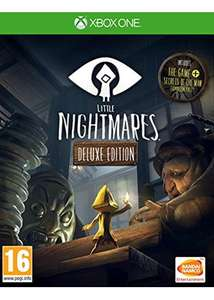 Little Nightmares Deluxe Edition inkl. Expansion Pass (Xbox One & PS4) für je 22,64€ (Base.com + Mymemory​ UK)