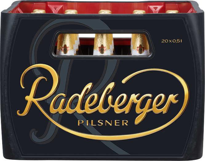 RADEBERGER Pilsner 20 x 0,5l für 8.80€ (auch Einzelflasche 0,44€) bei Kaufland offline/online