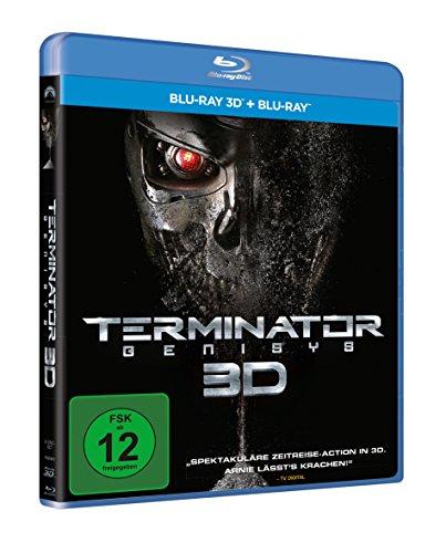 [Amazon und 2 Weitere] Terminator 5 - Genisys (3D + Blu-ray)