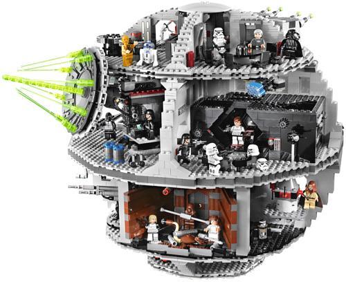 LEGO® Star Wars - 10188  Todesstern zum Top Preis Online bei Toysrus