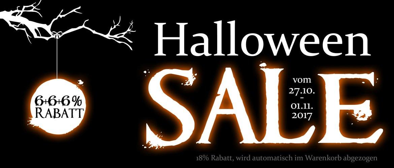 18% Halloween Rabatt bei Koffer-Direkt (auch auf RIMOWA)