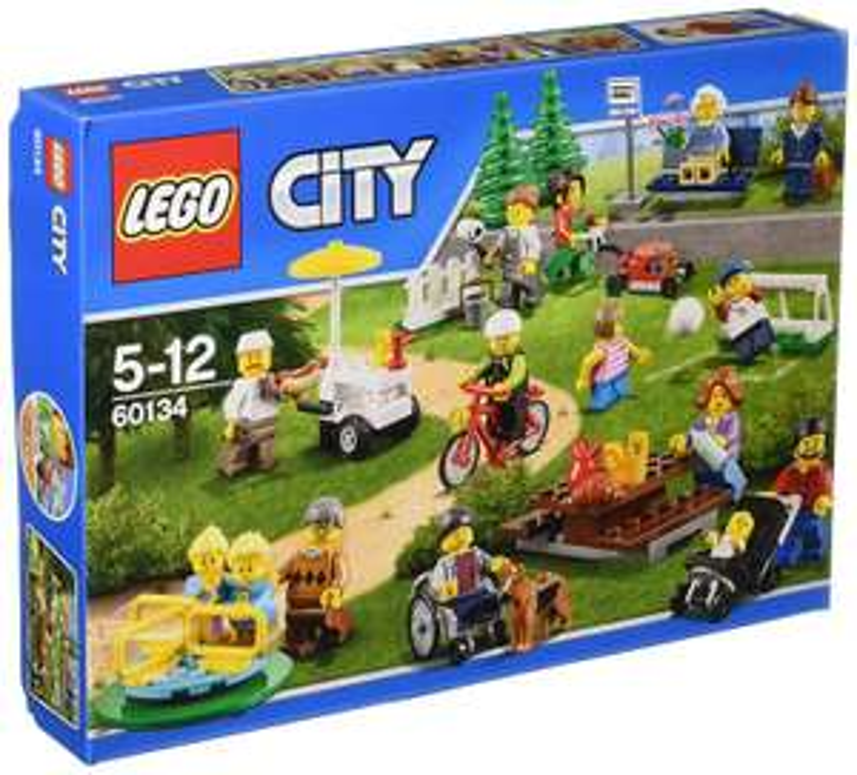 Lego 60134 Stadtbewohner Tiefpreis bei Amazon DE