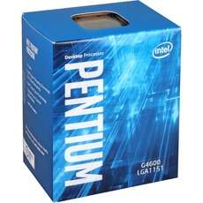 Intel Pentium G4600 - Beste Low Budget CPU [ALTERNATE - Paydirekt]
