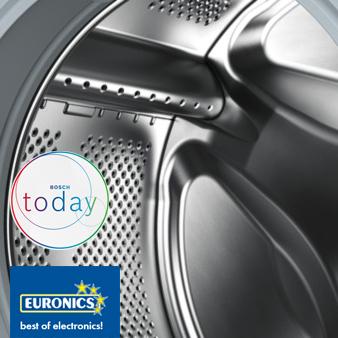BOSCH Serie | 4 Waschmaschine (WAN280A1: EEK A+++, 1400U/min, 6kg) - Euronics Deal des Tages
