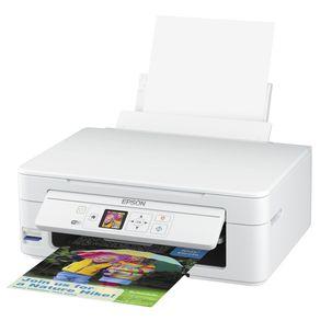 Epson Expression Home XP-345 3-in-1Tintenstrahl-Multifunktionsgerät (Drucker, Scanner, kopieren, WiFi, Einzelpatronen) weiß für 40,94€ [Clas Ohlson]
