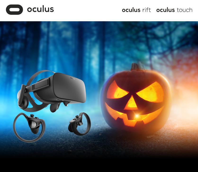 Alternate – Oculus Rift + Oculus Touch + 50€ Gutschein