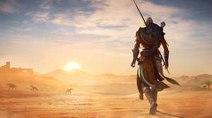 [PS4] Assassin's Creed Origins Standard Version für 45,55€ effektiv (CHECK24)