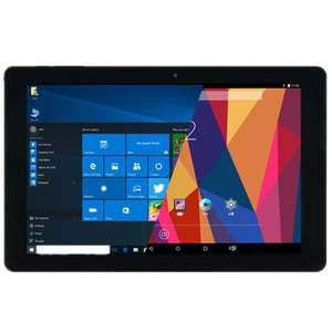 Cube iWork 10 4GB Ram 64GB Speicher Windows 10+ Android Tablet