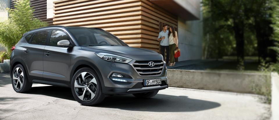 [Privat- & Gewerbeleasing] Hyundai Tucson Leasing ab 127 Euro/Monat netto