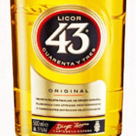 Licor 43, 0,5l für nur 8,99€  bei (Aldi Süd)