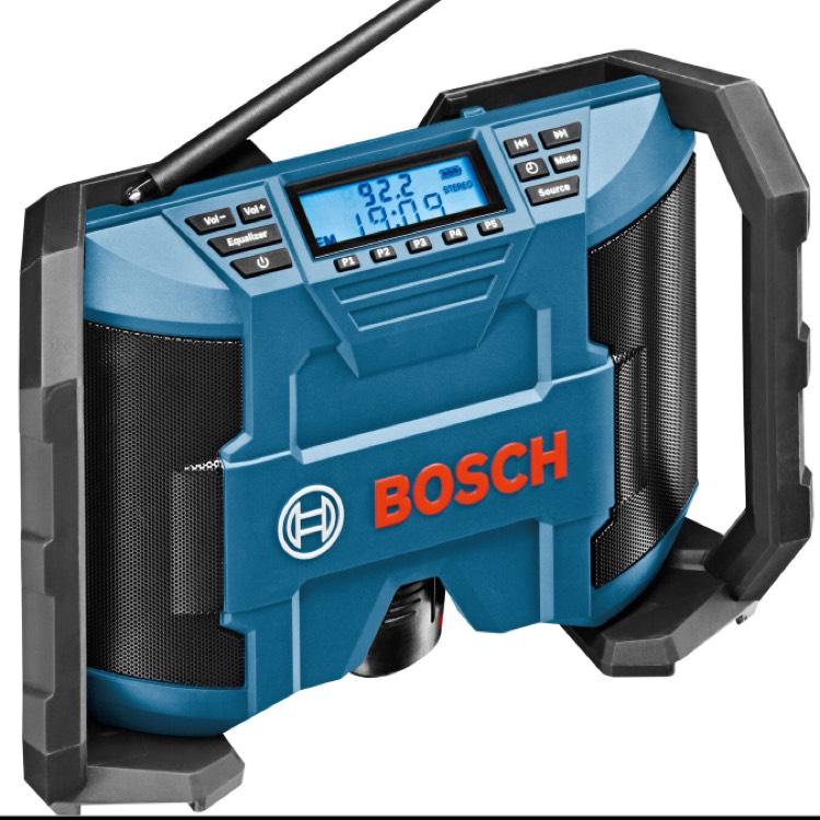 [ OBI ] Bosch Professional Baustellenradio GML 10,8 V-Li