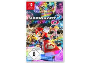 [Saturn Weekend Deals] Mario Kart 8 Deluxe - Nintendo Switch für 37,-€ Versandkostenfrei