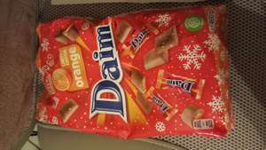Daim Orange Limited Edition für 4,99€/460g [Ikea]