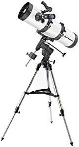 Teleskop Bresser Spiegelteleskop 130/650 EQ3 um 149€ statt 305€