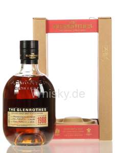 Glenrothes Vintage 1988 2nd. Edition - 27Jahre -1988 / 2016  @whisky.de