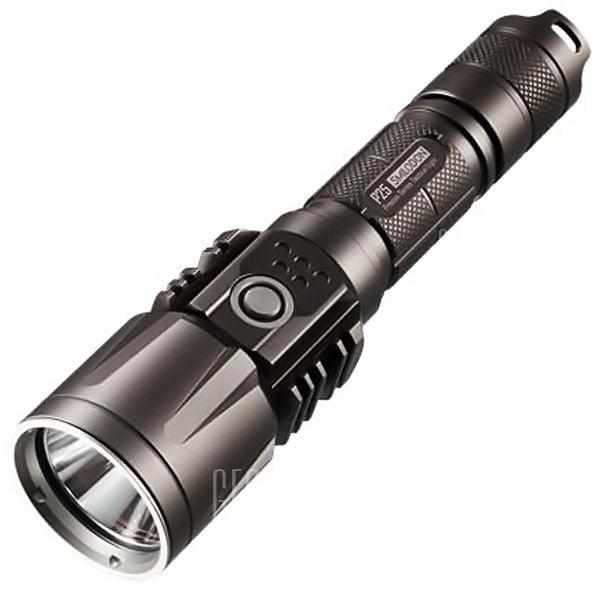 (Gearbest) Nitecore P25 Cree XM - L U2 860lm 18650 LED Flashlight für 33,84