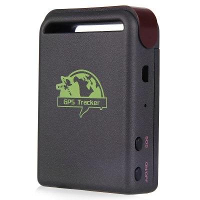 TK102B Car GPS Tracker Locator  mit SOS Diebstahlalarm @gearbest