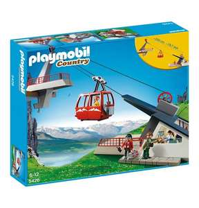 PLAYMOBIL Country Seilbahn mit Bergstation 5426