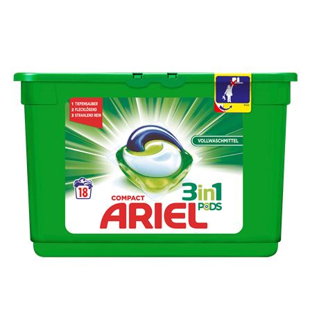 [Rossmann] Ab 06.11 - Ariel 3 in 1 Pods 54 Waschladungen Vollwaschmittel oder Color