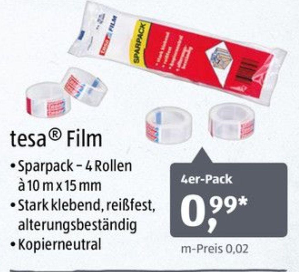 Tesa Film 4er Pack