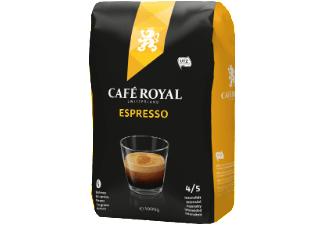 CAFE ROYAL Espresso Kaffeebohnen 1000 g für 9€ VSK frei Media Markt / Redcoon !