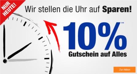 10% bei plus.de auf alles am 29.10.